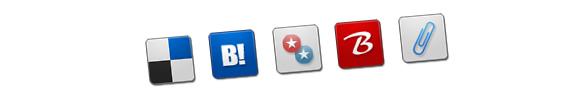 ソーシャルブックマークサービス